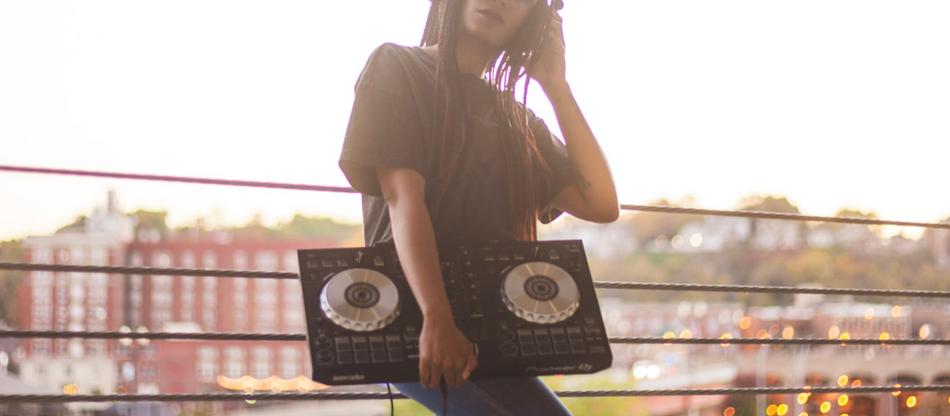 Becoming DJ Nita Beat   by Ranita Anderson
