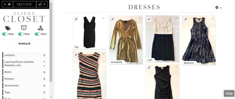 H&S Dresses