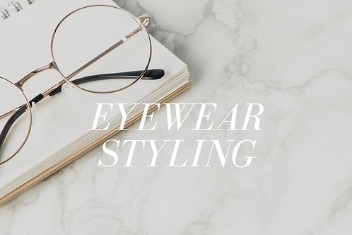 Eyewear Styling