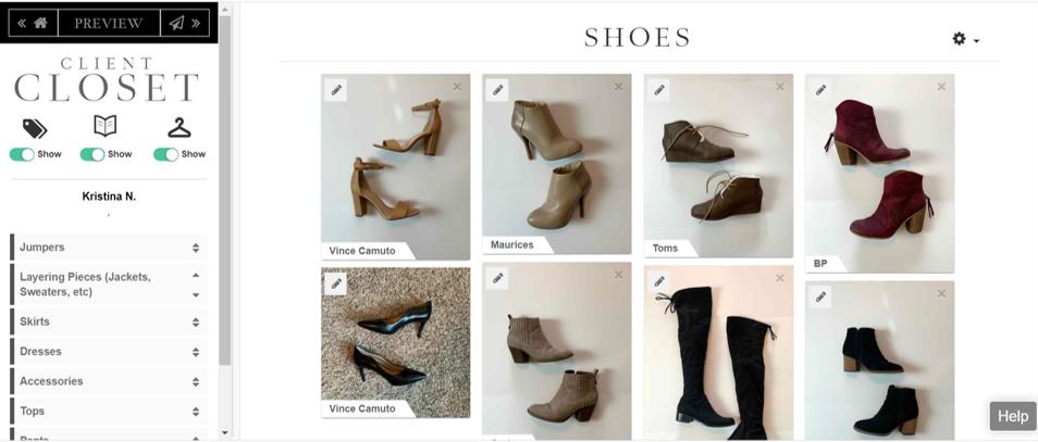 H&S Shoes