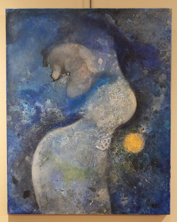 """Kanojo"" by Machiko Oshima Turner"