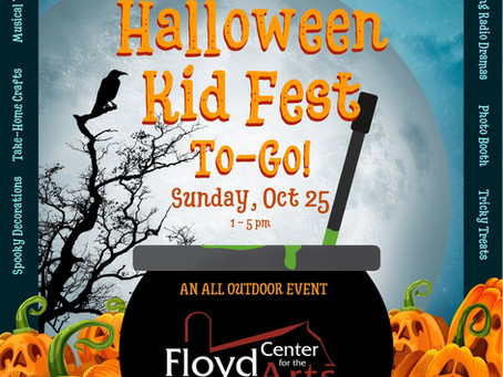 Halloween KidFest TO-GO!