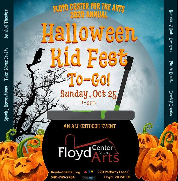 Halloween Kid Fest Newspaper