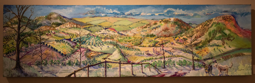 """Landscape #4"" by Mike Gillett"