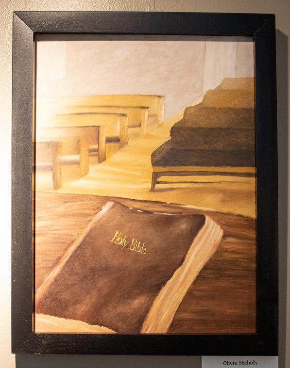 """Topeka Church of the Brethren"" by Olivia Nichols"