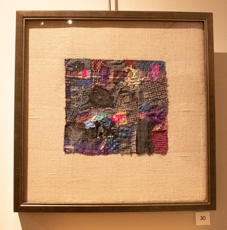 THREAD MAP by Jean Hess