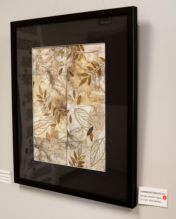 Tarnished Beauty #3 by Patricia Carr