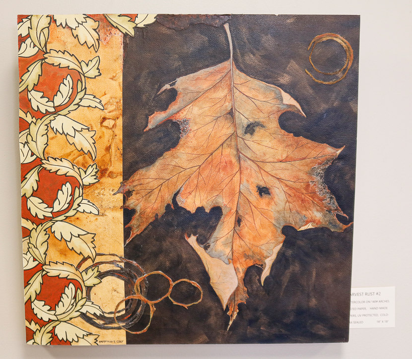 Harvest Rust #2 by Patricia Carr