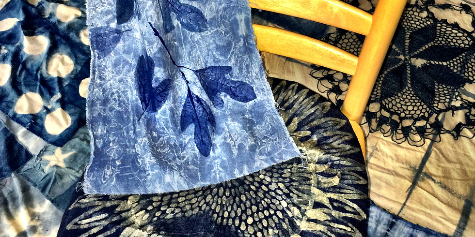 Blue Intensive:  An Immersion with Indigo