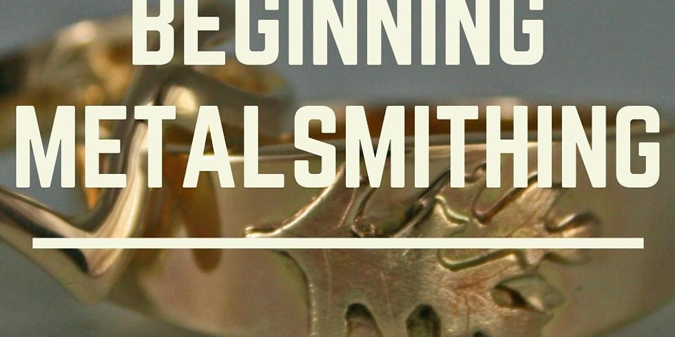 Beginning Metalsmithing