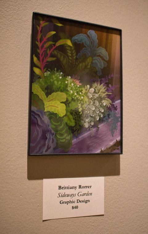 Sideways Garden by Brittiany Rorrer