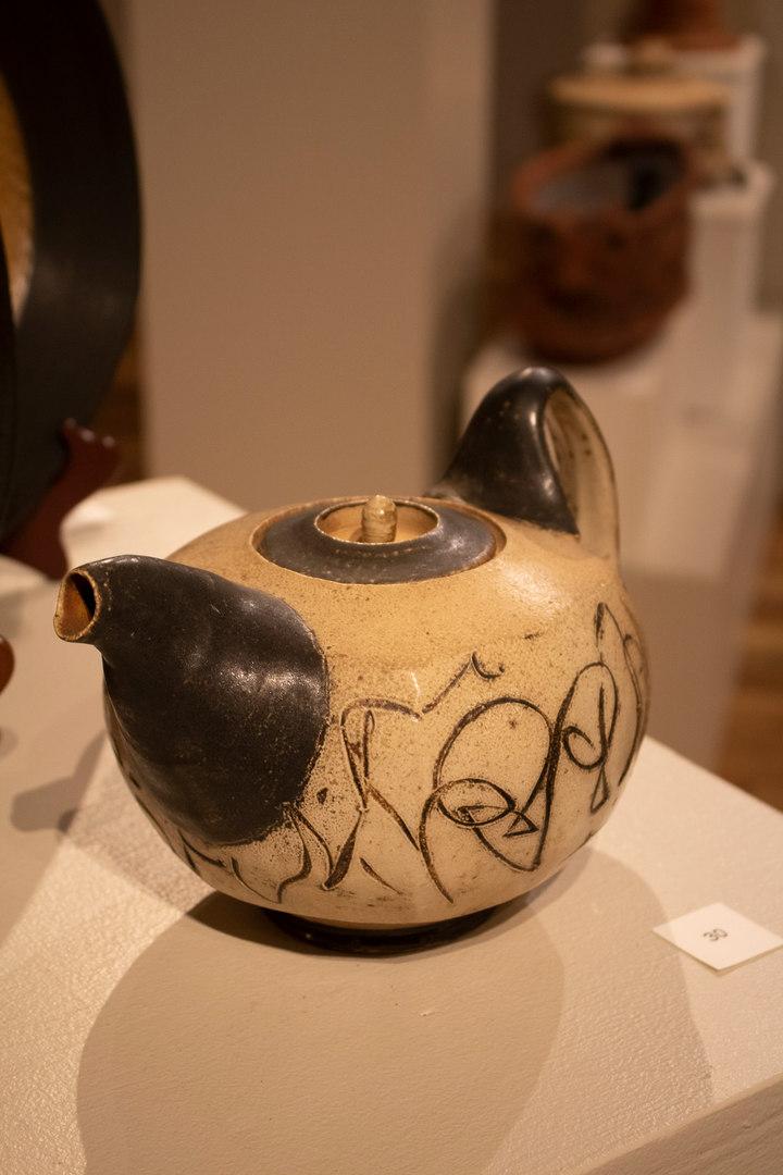 Pottery by Mark Shapiro