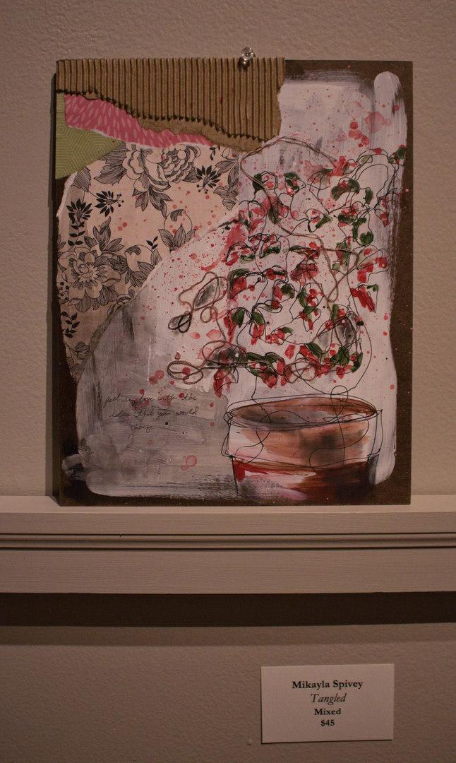 Tangled by Mikayla Spivey