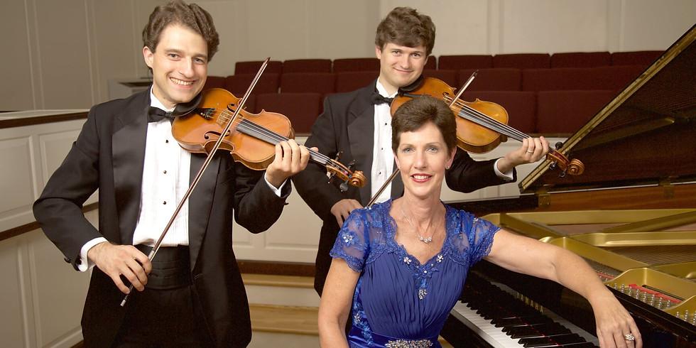 The Rainier Trio Concert