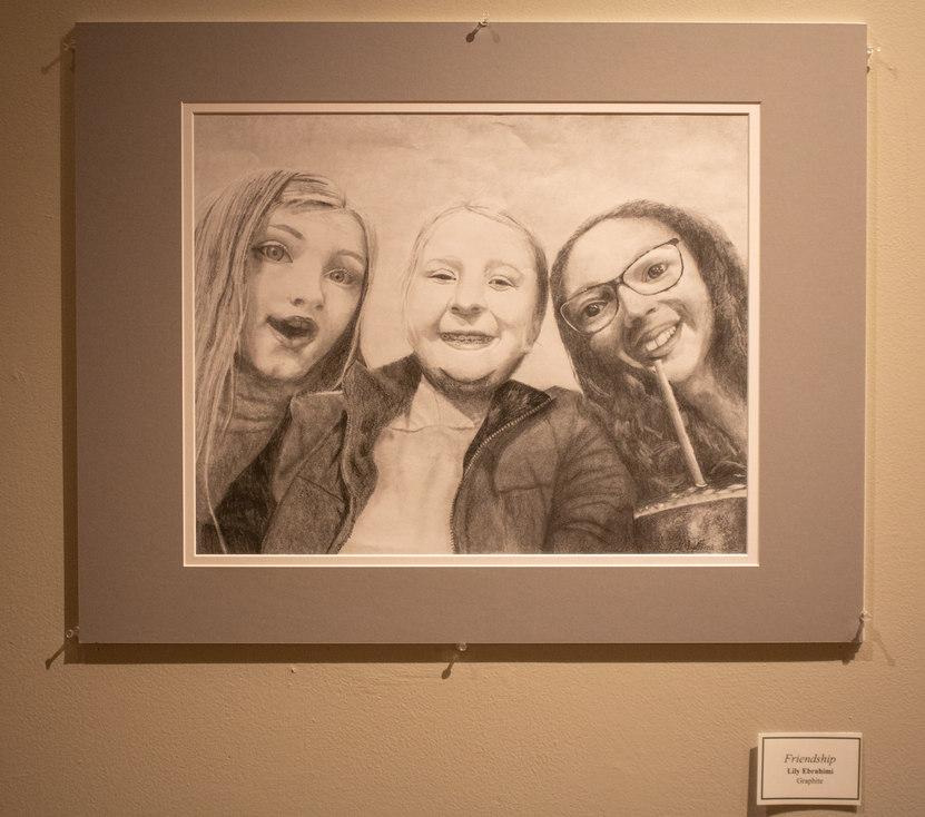 Friendship by Lily Ebrahimi