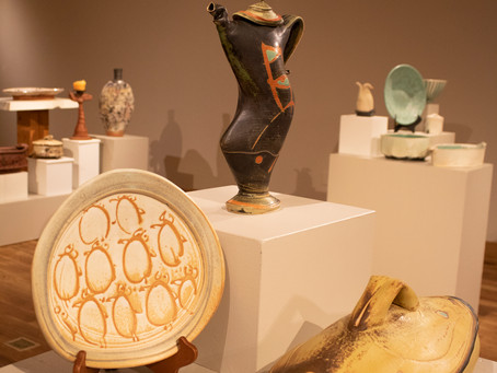 Curated Exhibit with 2020 Featured Artist & Guest Curator Silvie Granatelli