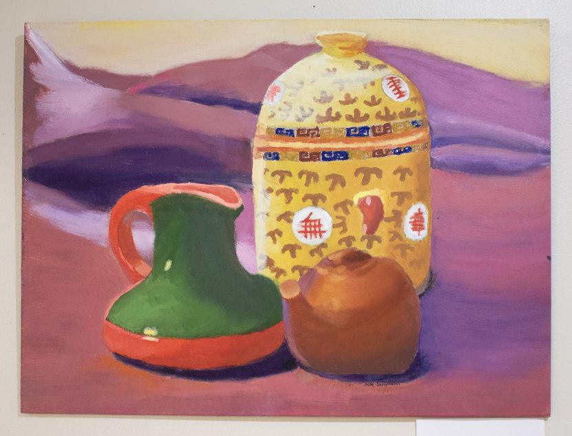 """Stilllife"" by Jude Jungman"