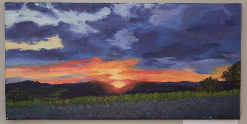 """Parkway Sunset"" by Karissa Brown"