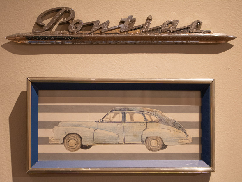"""Pontiac"" by Randall Wells"