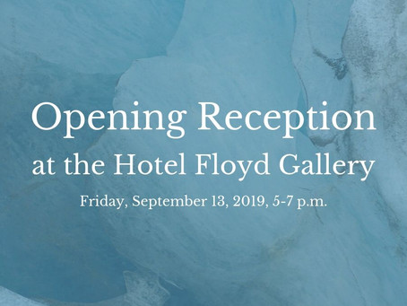 Opening Reception at the Hotel Floyd