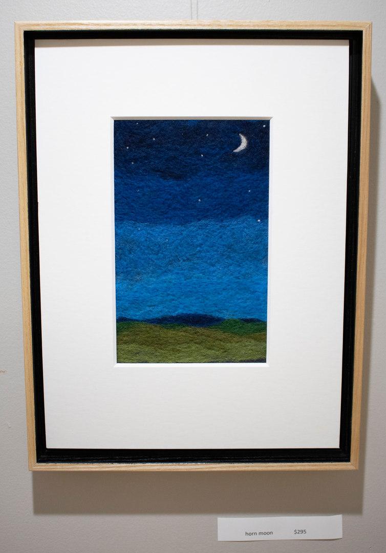 Horn Moon by Heidi Bond
