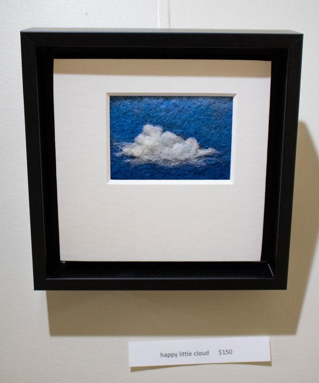 Happy Little Cloud by Heidi Bond