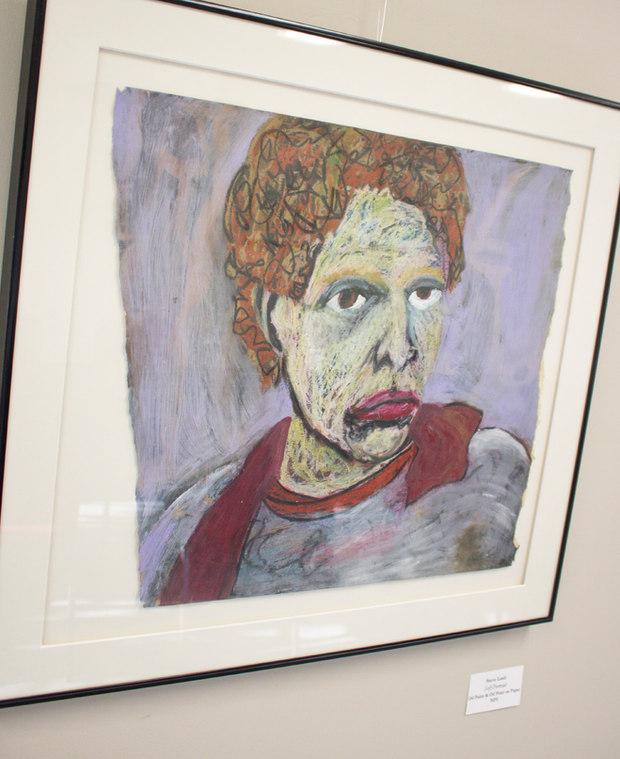 Self Portrait - Steve Lash