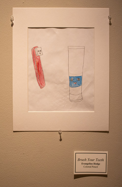 Brush Your Teeth by Evangeline Hodge