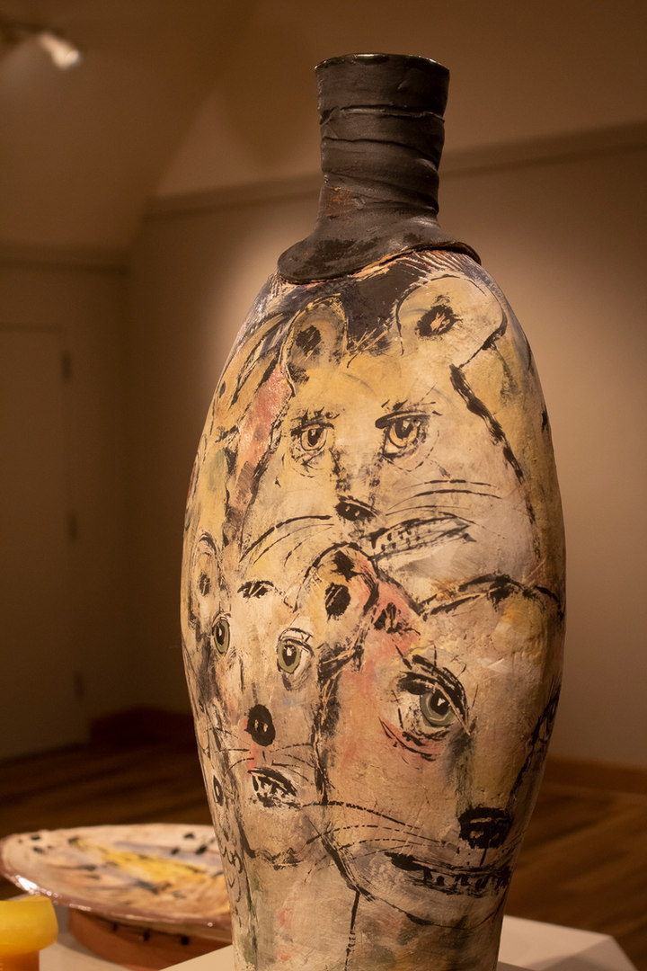 Pottery by Ron Meyers