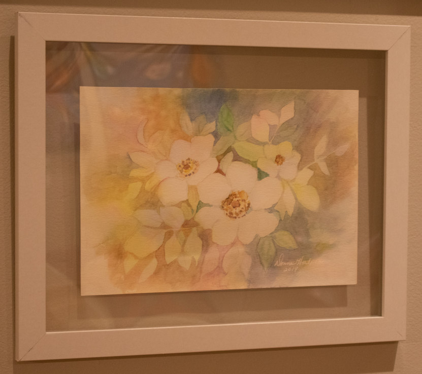 """""""Muted Magnolias"""" by Donna Hartpence"""