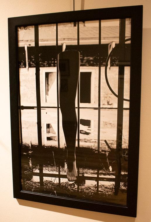 Thigh High by Samantha Riggin