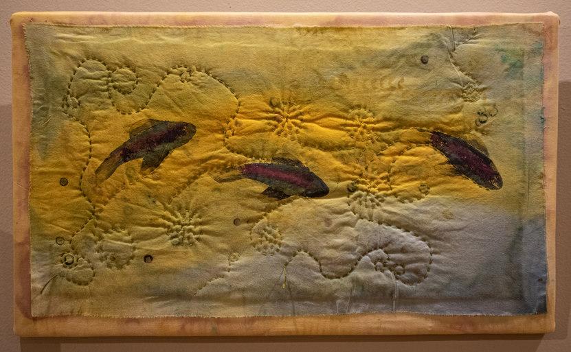 """""""Upstream"""" by Kathryn Gauldin"""