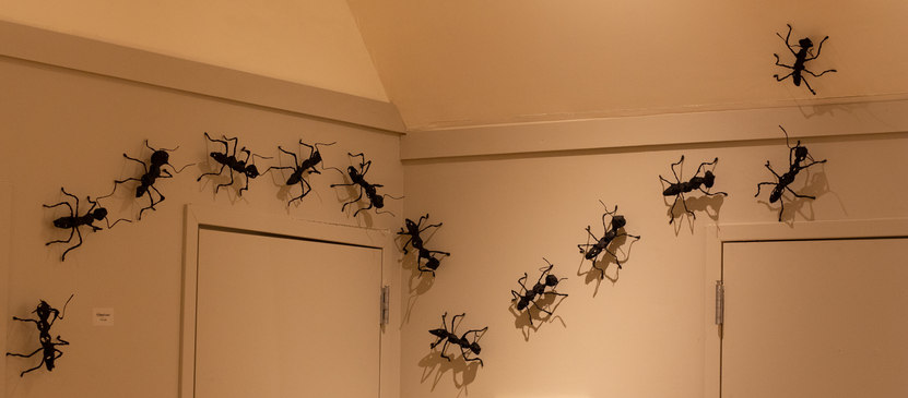 Uninvited Guests II by Nicole Uzzell