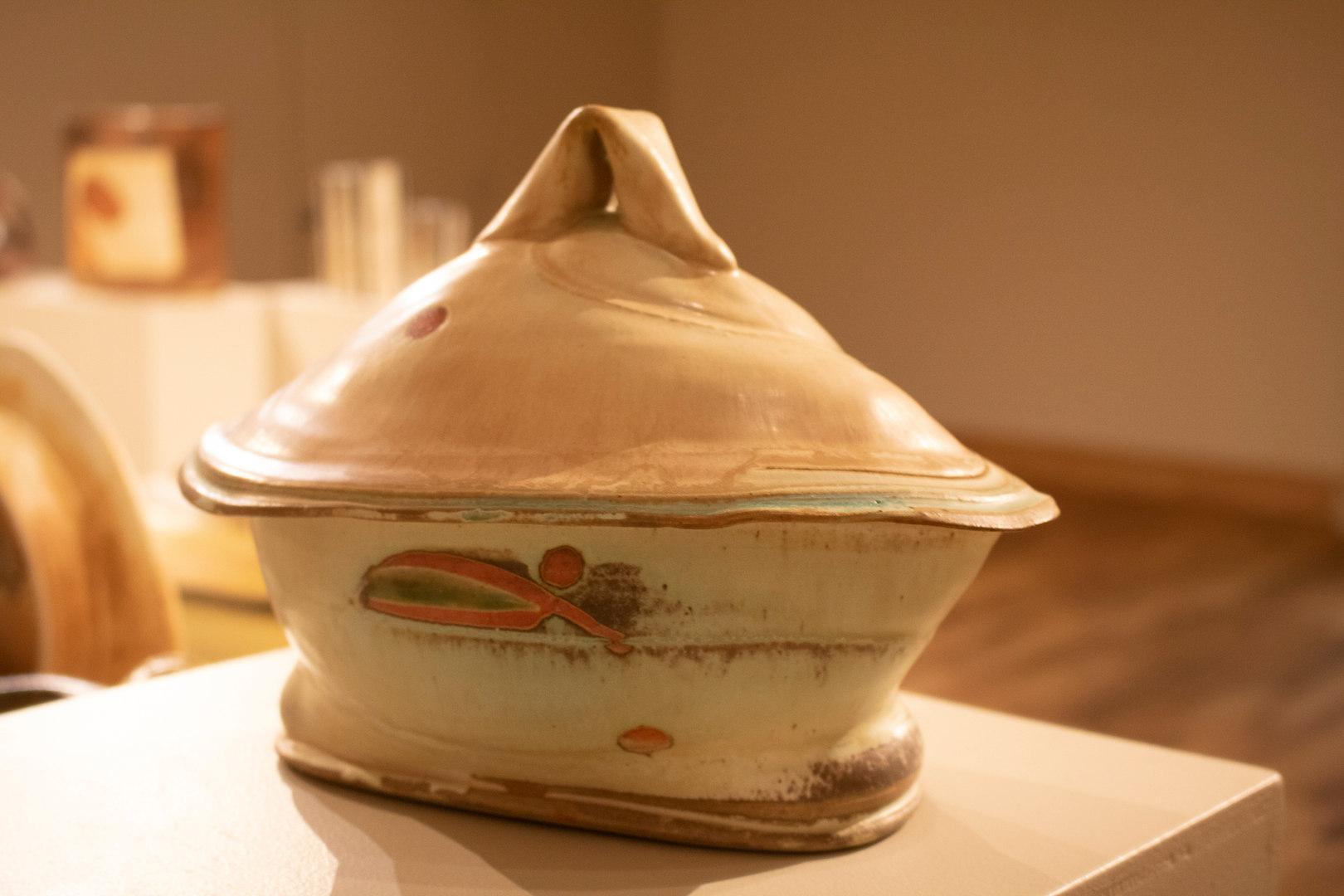 Pottery by Nick Joerling