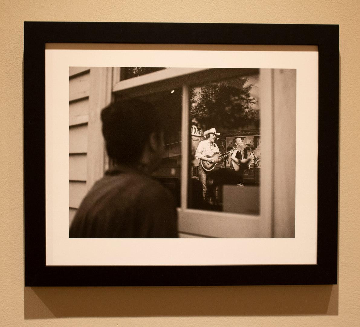 The Fan - Outside Looking In by Richard Krajnyak