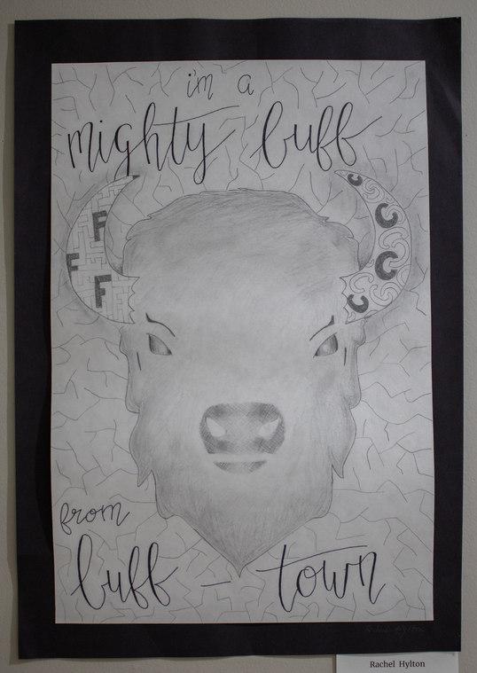 """Buffalo"" by Rachel Hylton"