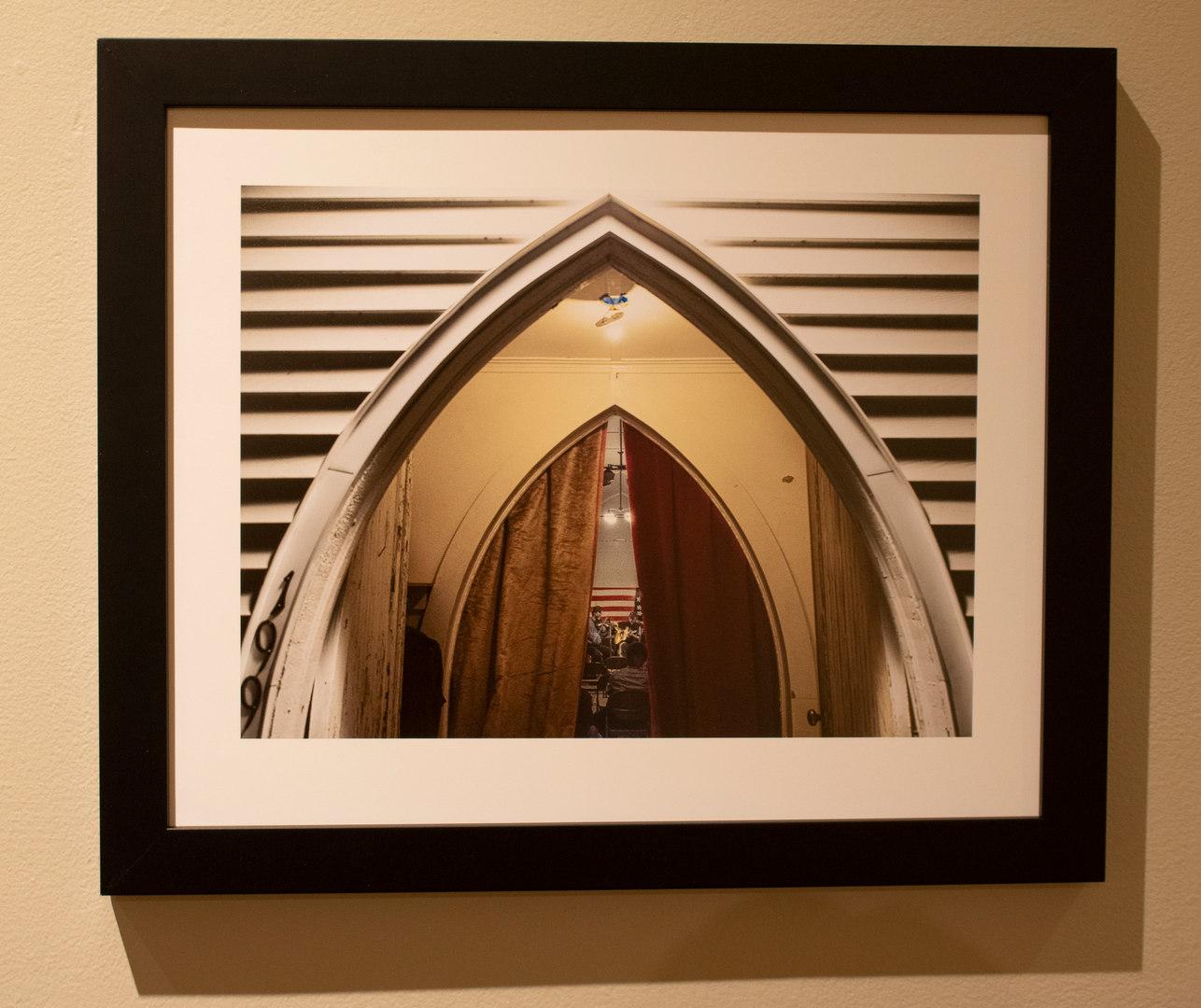 Church of the Sacred Sounds by Richard Krajnyak