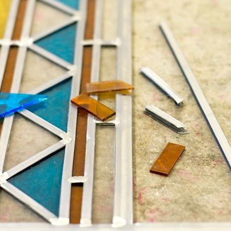 Intermediate Level Open Glass Studio - 10/18/21 (GLS-101821)