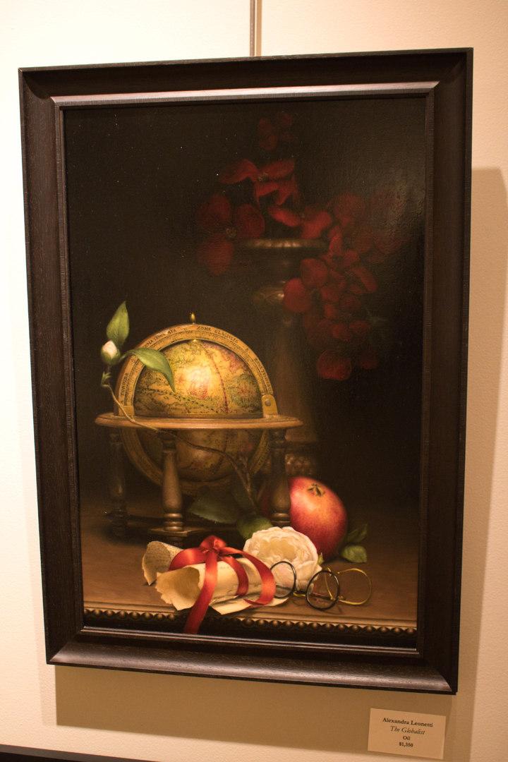 The Globalist by Alexandra Leonetti