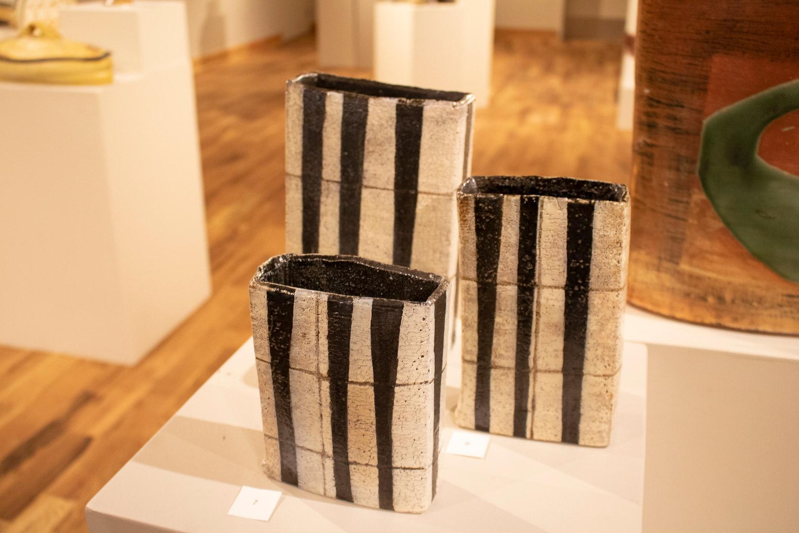 Pottery by Sam Taylor