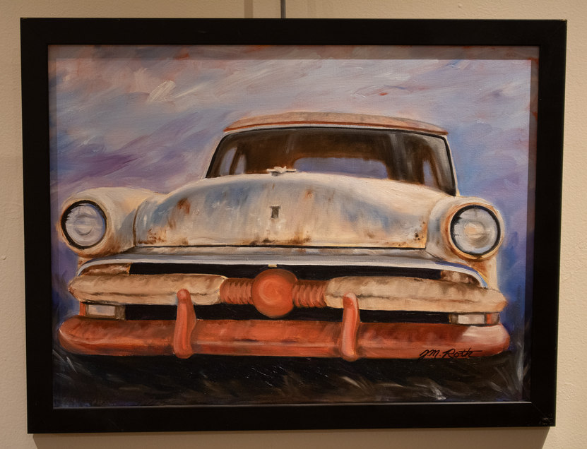 """""""Race Car"""" by Jeanette Roth"""
