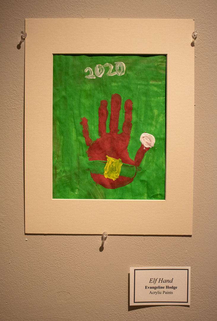 Elf Hand by Evangeline Hodge