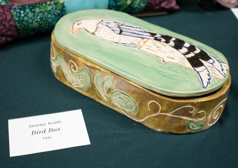 """Bird Box"" by Serena Keith"