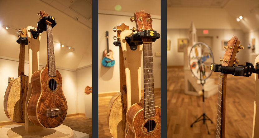Concert Ukulele by Michael Mears