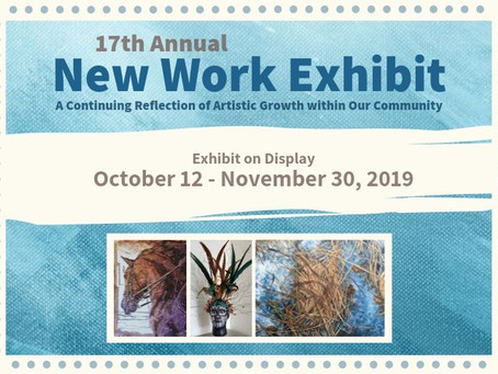 Opening Reception for 3 New Exhibits: New Work, Elephant in the Room, and Peak Creek