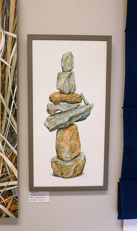 Stacked #2 by Patricia Carr