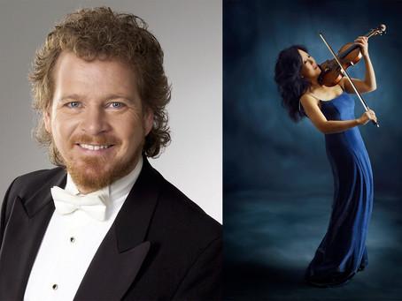 Listen to David Wiley & Akemi Takayama Perform on Piano & Violin