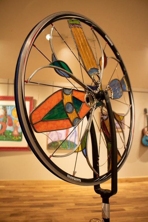 Drum Circle by Nikki Pynn