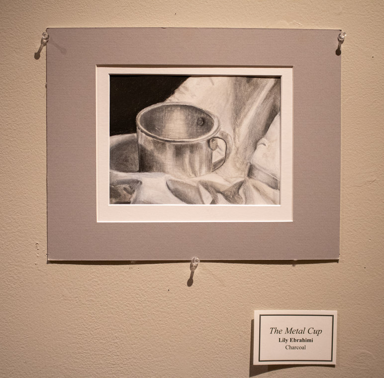 The Metal Cup by Lily Ebrahimi