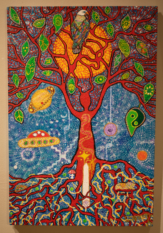 """""""Visionary Tree"""" by Starroot"""